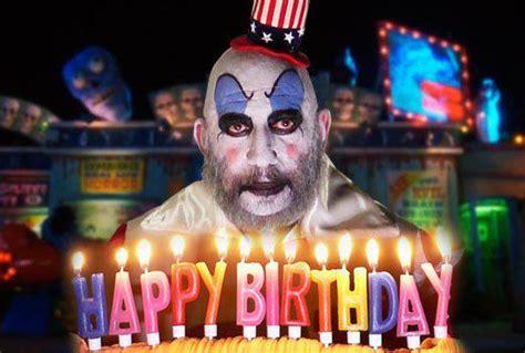 Happy Birthday Horror Meme