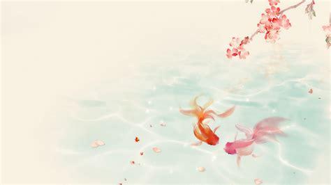 Lovely2 By Koys 1366x768 lovely koi desktop pc and mac wallpaper