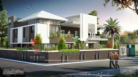 house 3d interior exterior design rendering modern home ultra modern home designs home designs house 3d
