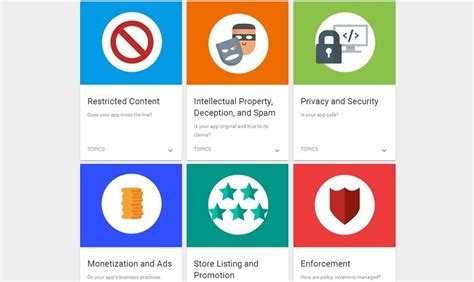updates play store terms to tackle inappropriate apps
