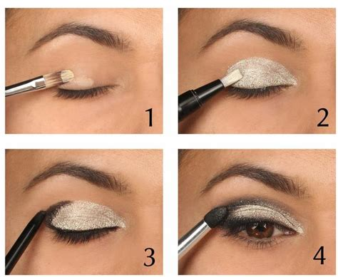 Tutorial Eyeshadow Sariayu Papua simple smokey eye makeup style guru fashion glitz