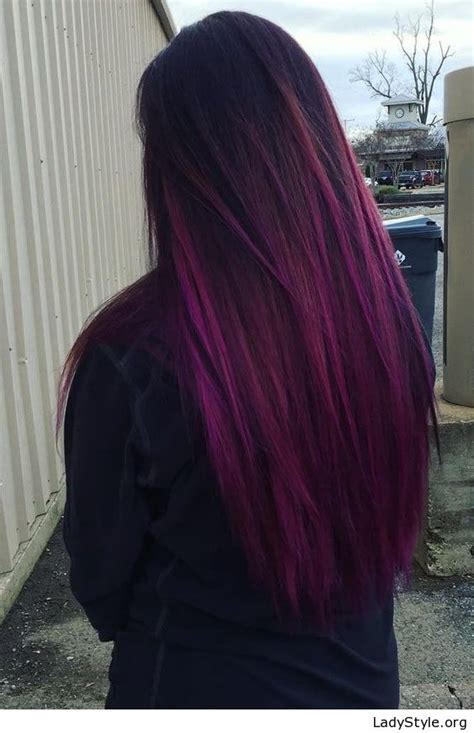 hair color style 25 unique hair color ideas on dyed hair