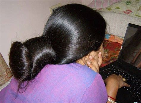 indian hairstyles buns 46 best indian long hair bun images on pinterest long