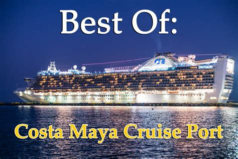 Build Small House by Best Of Costa Maya Cruise Port Scuba And Delicious Restaurants
