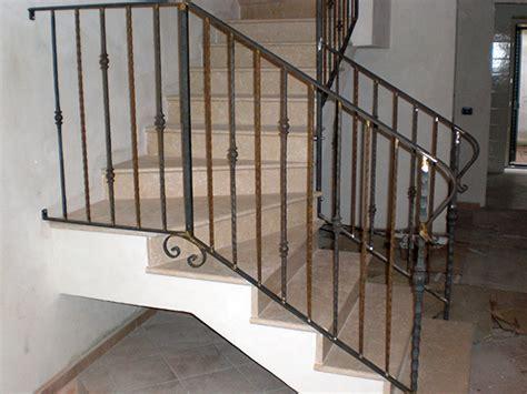 scale interne in acciaio ringhiere in ferro acciaio piacenza lombardia