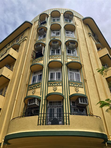 art deco arts inverse architecture mumbai has the world s second largest concentration of art