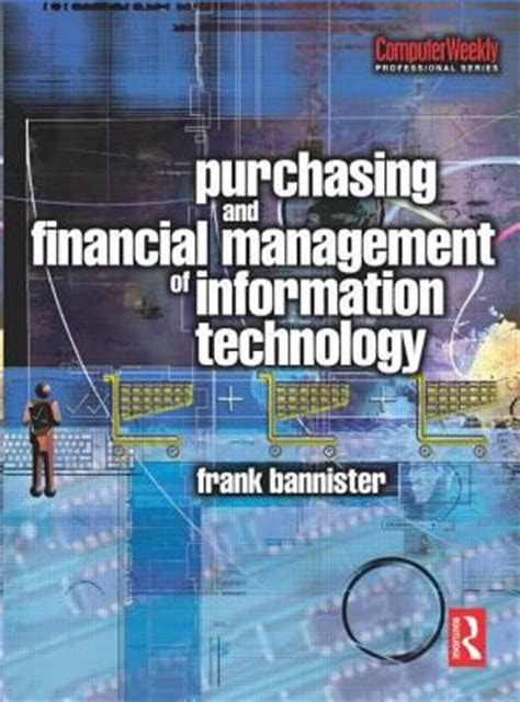 purchasing and financial management of information