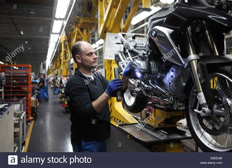Bmw Motorcycle Assembly Berlin Plant by Bmw Motorcycle Factory Stock Photos Bmw Motorcycle