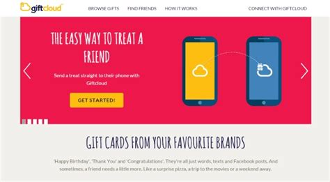 Eharmony Gift Card - vouchercloud aims to disrupt gift card market with quot giftcloud quot app money watch