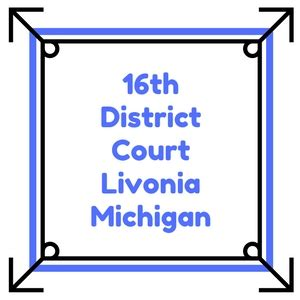 Michigan District Courts Search 16th District Court Livonia Michigan Duke