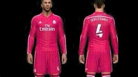 imagenes del uniforme del real madrid rosado el real madrid vestir 225 de rosa un color asociado a los