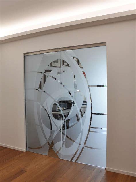 porte vetro scorrevoli mazzoli porte vetro porte vetro scorrevoli a scomparsa