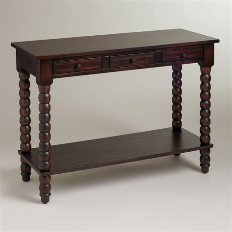 What Is A Foyer Table leo foyer table world market