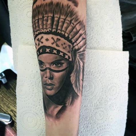 native american woman tattoo 100 american tattoos for indian design ideas