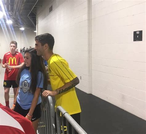 christian pulisic hershey high school christian pulisic finishes borussia dortmund s us tour in