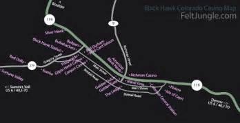 black hawk colorado casino maps tips reviews
