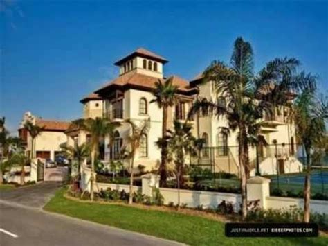 justin beibers house justin bieber s new house on mtv 04 01 2012 youtube