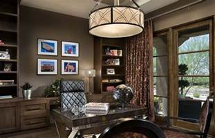 Large Home Office what your home office lighting reveals about your style