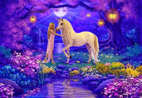 imagenes raras sexis princess with unicorn horse fairy tale story images for girls