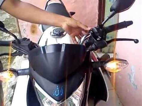 Lu Tembak Motor Modif Transformer flasher touring otomatis hazard tlc funnydog tv