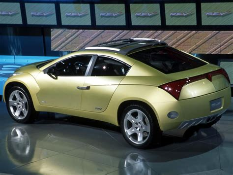 Pontiac Concept by Pontiac Rev Concept 2001 Concept Cars