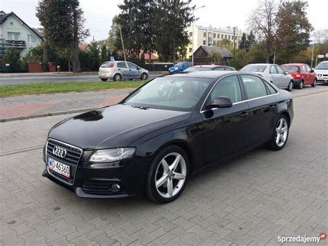 Audi A4 2 7 by Audi A4 B8 2 7 Tdi Ostrołęka Sprzedajemy Pl