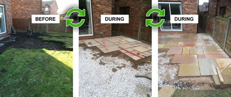 Mortar Mix For Patio by Indian Sandstone Paving Design Your Sand Patio