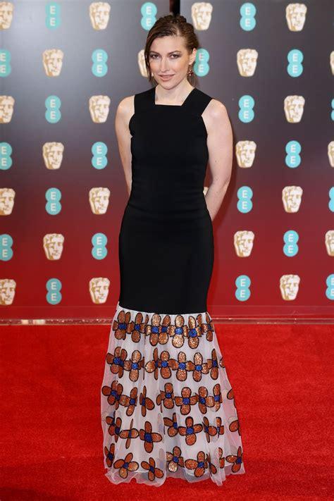 kelly macdonald awards kelly macdonald on red carpet at bafta awards in london