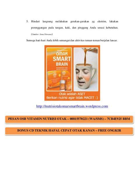 Vitamin Osb 08815570221 wa sms vitamin nutrisi otak osb bonus cd