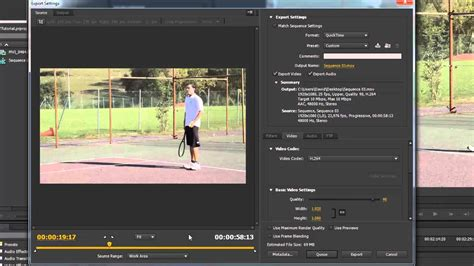 tutorial in adobe premiere cs6 tutorial adobe premiere pro cs6 c 243 mo exportar videos para