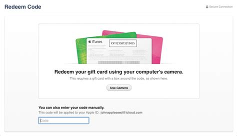 Can You Use Itunes Gift Card In Apple Store - redeem and use itunes gift cards and content codes apple support