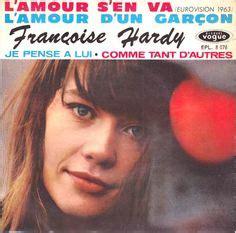 francoise hardy album covers 190 best ye ye girls images fashion vintage francoise