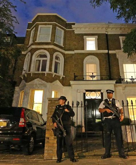david cameron and his family s 163 17m park townhouse