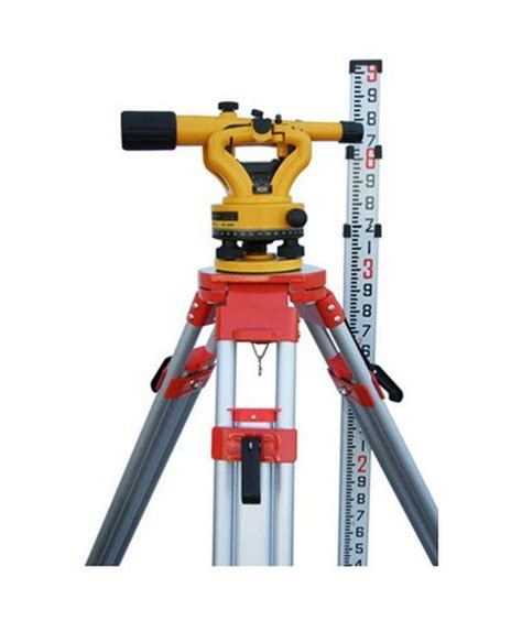 Tripod Waterpass 10124 northwest instrument nslp500b transit level 20x