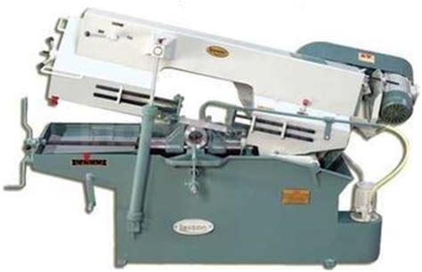 Mesin Gergaji Logam jual mesin gergaji logam automatic bandsaw machine harga murah jakarta oleh pt yasindo jaya bersama