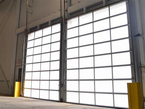 Translucent Garage Doors Translucent Overhead Doors Alucobond