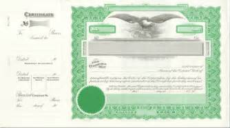 stock certificate template doc 700516 stock certificates templates 21 certificate