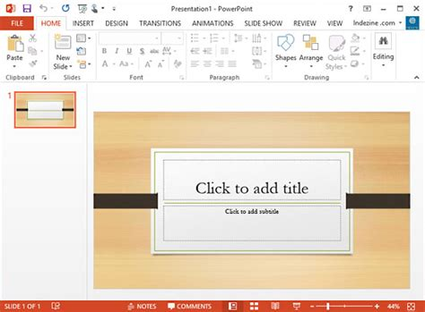 themes of ppt 2013 super themes in powerpoint 2013 for windows