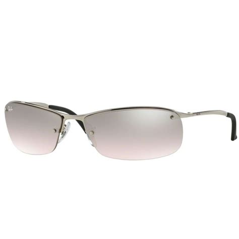 Summit Dinamic With Rayban ban rb3183 sunglasses silver rb3183 003 8z