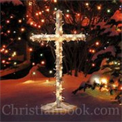 large outdoor lighted cross easter lighted cross decor large 4 x2 outdoor lights