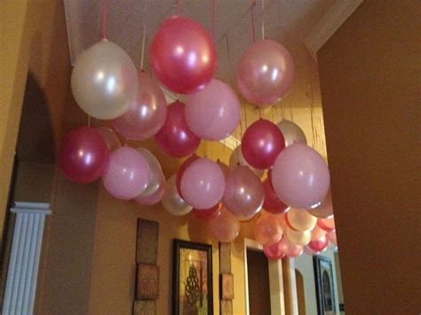 Ea Decorate Happy Birthday Balloon best 25 balloon decorations without helium ideas on