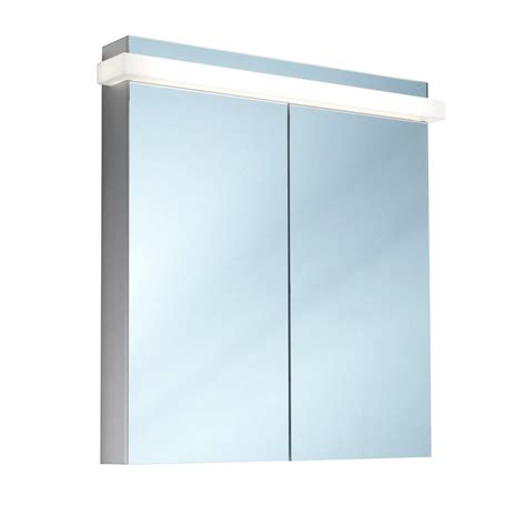 Bathroom Cabinets Mirrored Doors Schneider Taikaline 2 Door 800mm Mirror Cabinet