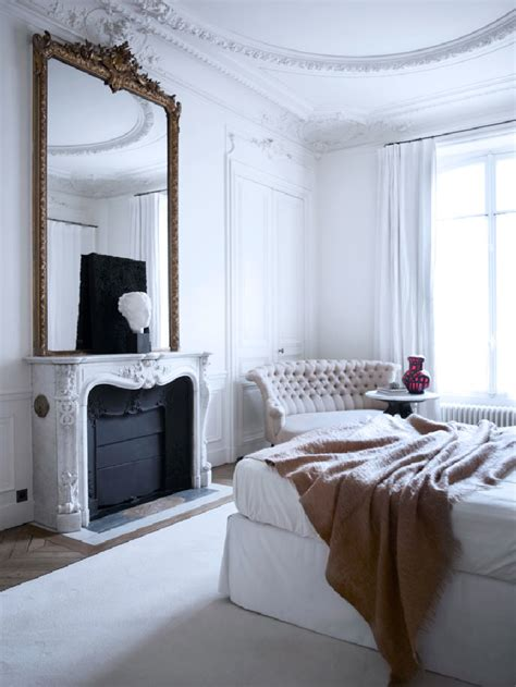 parisian bedroom decor inspiration the house of patrick gilles doroth 233 e boissier paris cool chic style fashion