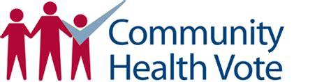 store community health vote