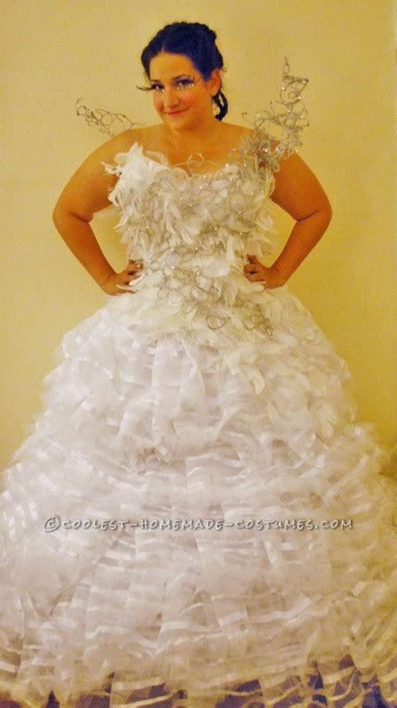 Katniss Everdeen Wedding Dress Costume Kichijoji Eikaiwafo