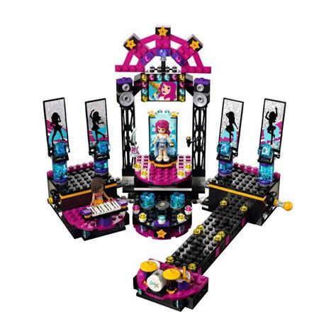 Lego Friends 41105 by Lego 41105 Pop Show Stage Lego 174 Sets Friends