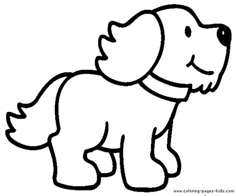 simple dog coloring page simple puppy face coloring coloring pages