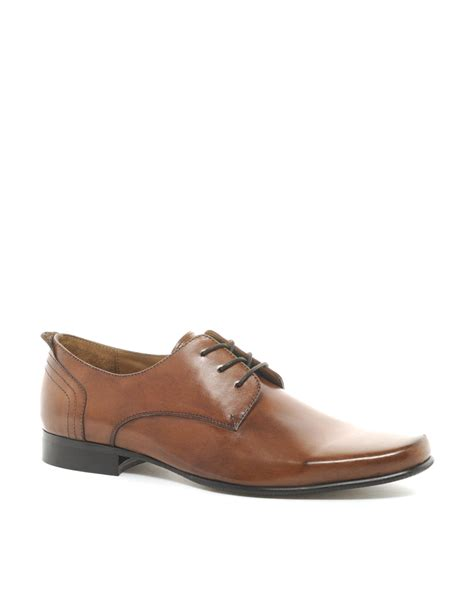 slippers aldo aldo spettel laceup shoes in brown for lyst