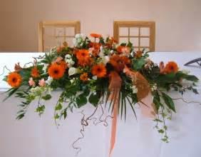 Table Flower Arrangements Table Arrangement