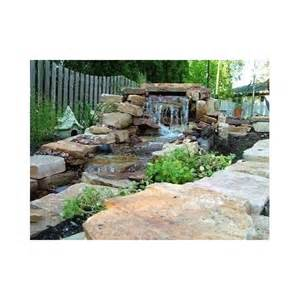 Aquascape Pondless Waterfall Kit by Savio Pondless Waterfall 10x20 Liner Kit Product Reviews